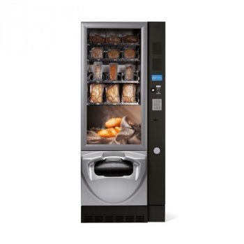 JUST NOW  SNACKAUTOMAT MIT INTEGRIERTER MIKROWELLE DC981715GMMM01I